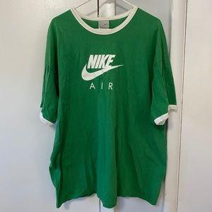 Green Nike Air Ringer Tee T-Shirt - XXL